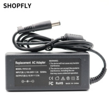 18.5V 3.5A 65W AC Adapter For hp Laptop Charger For HP Compaq 6910P 2230s DV5 DV6 DV7 DV4 G50 G60 N193 CQ43 CQ32 CQ60 CQ61 CQ62 hsw free shipping quality 18 5v 3 5a laptop charger ac adapter power supply for hp dv3 dv4 dv5 dv6 dv7 g6 g7 cq62 g62