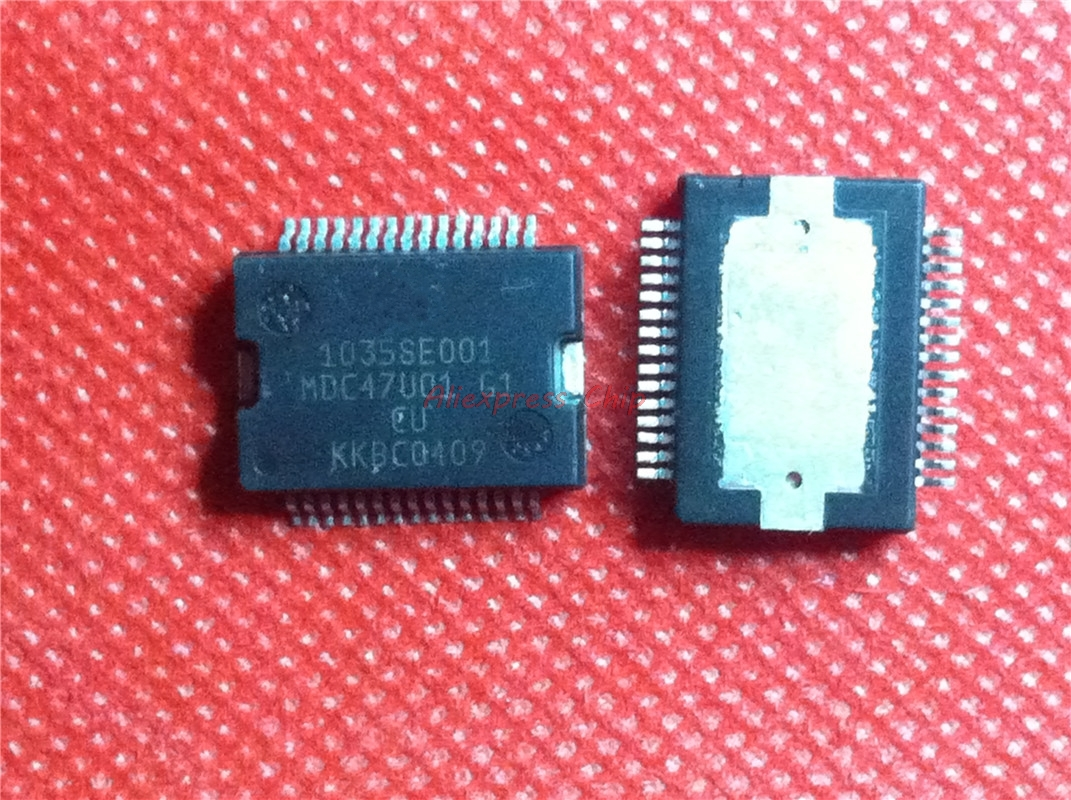 2pcs/lot 1035SE001 MDC47U01 HSSOP Ford Mondeo Car Computer Board Injector Driver IC Chip In Stock