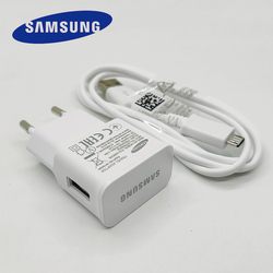 SAMSUNG C9 Charger 5V/2A Wall Adapter Micro USB Data Cable For SAMSUNG Galaxy S6 S7 Edge Note 4 5 J1 J3 J5 J7 A3 A5 A7 2016