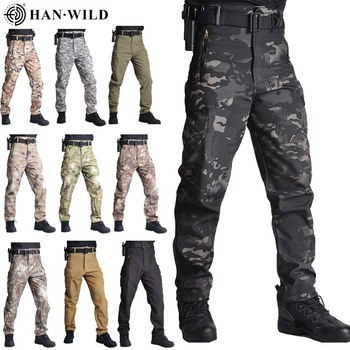 Tactical Pants Camouflage Military Pants Casual Combat Cargo Pants Water Repellent Ripstop Men's 5XL Trousers  Spring Autumn chiefs rattlesnake kryptek mandrake highlander typhon nomad outdoor combat pants ripstop free shipping sku12050331