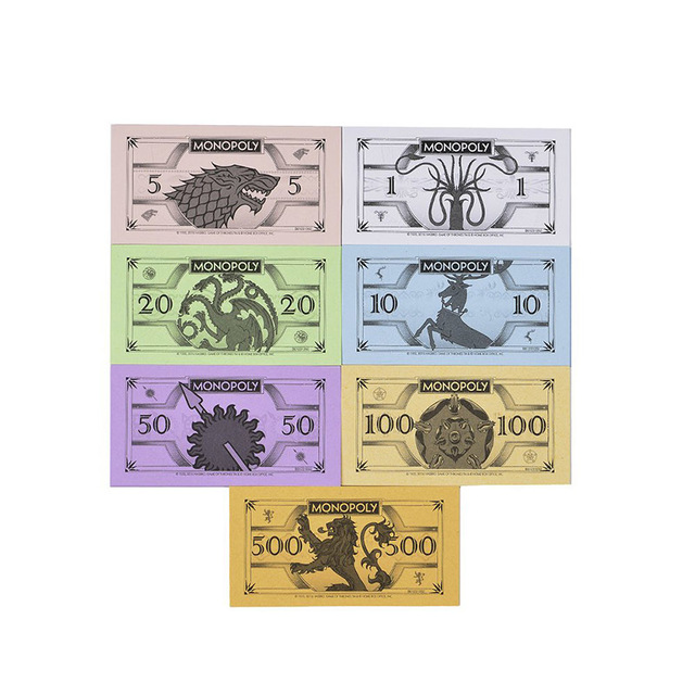 Monopoly Game of Thrones (English Version) 3