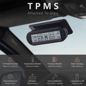 Car TPMS with 4 External Senso