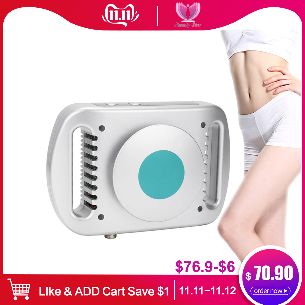 Beauty Star Fat Freezing Machine Fat Freeze Body Slimming Lipo Anti Cellulite Dissolve Fat Cold Therapy Anti Cellulite Machine