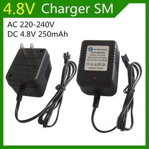 4.8V 250mA battery charger For
