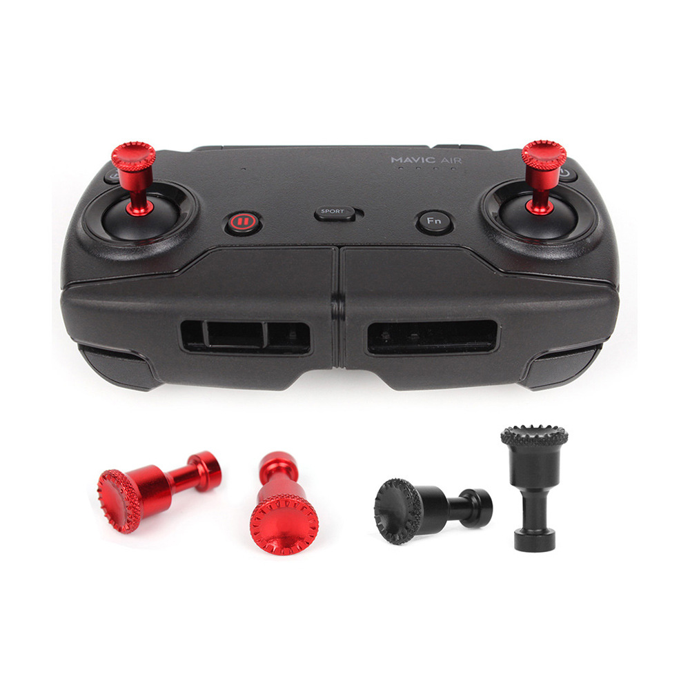 Mavic 2  Mini Air DJI Remote Controller Handle Thumb Rocker Metal Joysticks Detachable Protector For Mavic Air Accessories