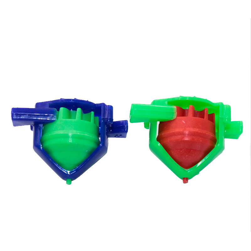 Huilong Children's New Whistle Gyro Toy Double Mouth Blowing Puzzle Toy Twisted Egg Gift School Surrounding Gifts Toys For
