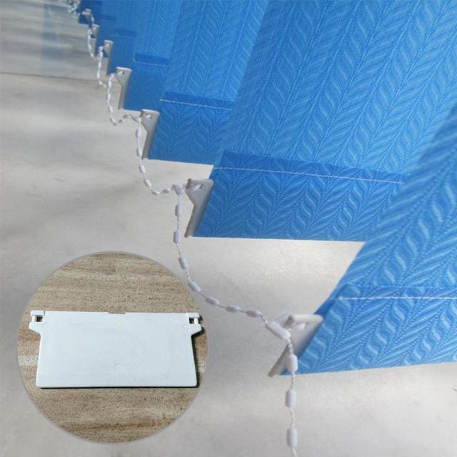 Roller Vertical Blind Bottom Chain Links Fitting Repair Kit Blinds Accessories