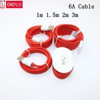 Original Oneplus 7 Pro Warp Ladegerät Kabel 6A snel opladen daten sync linie usb c kabel für oneplus 7 6 T 6 5 T 5 3 Moblie telefoon