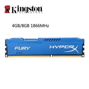 Image 3 - Tai Nghe Chụp Tai Kingston HyperX Bộ Nhớ Ram DDR3 8 GB 4GB 1600MHz 1866MHz Ddr3 8 Gb PC3 12800 Máy Tính Để Bàn Bộ Nhớ dành Cho Chơi Game DIMM