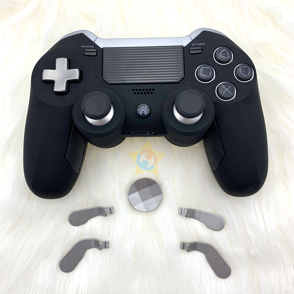 For Wireless Gamepad Controller For Playstation Dualshock PS4 4 Bluetooth Joystick Gamepads for PS4/PS4 Pro Silm PC game 5