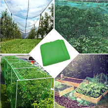 2*5M szklarnia siatka ochronna owad ptak ogród netto polowanie niewidomych siatki ogrodowe dla ochrony kwiat roślina owoce warzywa tanie tanio CN (pochodzenie)
