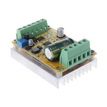 цена на 350W 5-36V DC Motor Driver Brushless Controller BLDC Wide Voltage High Power Three-phase Motor Controller