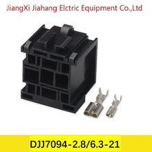 Бесплатная доставка 200 комплектов Φ/63 21 9pin amp автомобильные