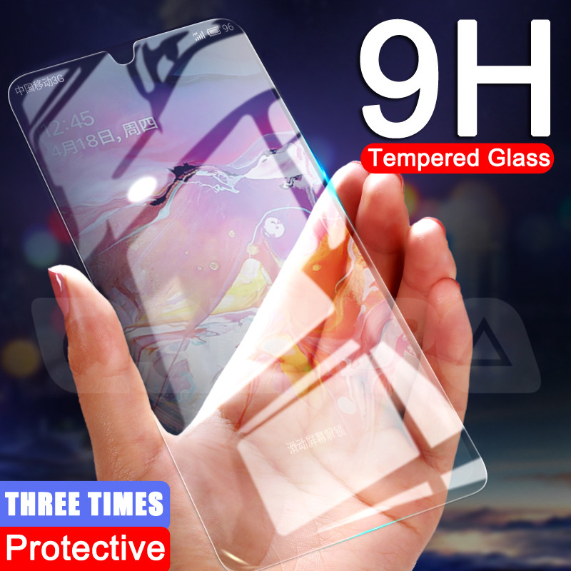Protective Glass For Samsung Galaxy M10 M20 M30 M40 A10 A20 A30 A40 A50 A60 A70 A80 A90 Tempered Screen Protector Glass Film