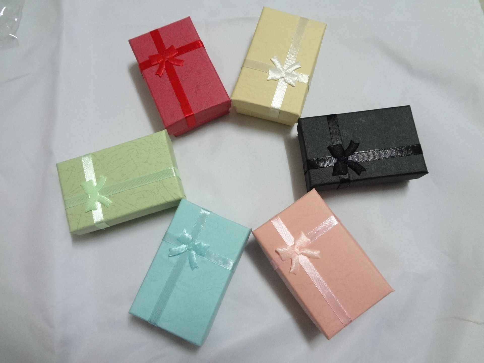 Necklace Bracelet Ring And Other Gift Box With Packaging Material Every Packaging Display Box