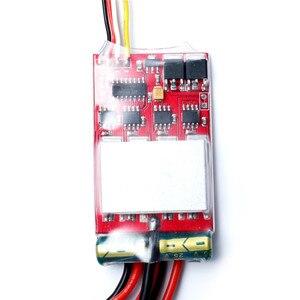 Image 2 - 20A x 2 양방향 브러시 ESC 듀얼 웨이 ESC 전자 레귤레이터 (RC DIY 보트 제어 부품 용 고속 380 모터 포함)