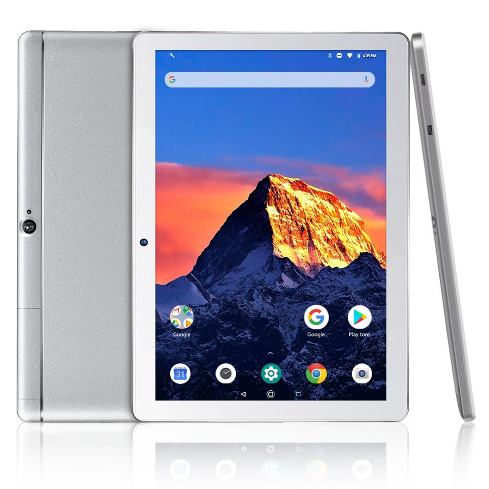 Dragon Touch K10 Tablet 10.1 Inch Android Tablet With 16 GB Quad Core Processor 1280x800 IPS HD Display Tablet Pc Support GPS