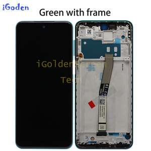 """Image 4 - Original 6.67""""LCD For Xiaomi Redmi Note 9 Pro LCD Display Touch Digitizer Screen For Xiaomi Redmi Note 9S LCD Screen Replacement"""