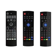Голосовое управление Беспроводная клавиатура air mouse 24g rf