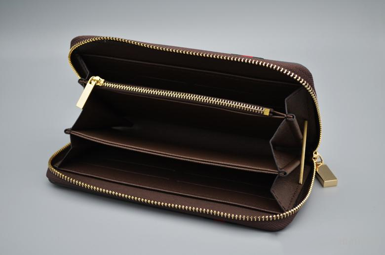 117# Womens Wallet Zipper Bag Female Wallet Purse Fashion Card Holder Pocket Long Women Bag, High quality wallets