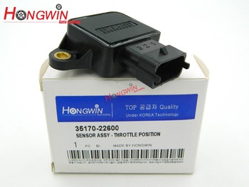 35170-22600 Throttle Position Sensor (TPS) Fits:KIA - HYUNDAI -DODGE - SAAB 9600930002 , 96009-30002 0280122014, 0280122016