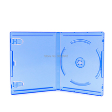 Оптовая продажа, 20 шт., чехол для игр для PS4, CD, сменная коробка для игр, диск для PS4, сменная Крышка для розничной коробки
