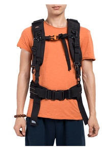 Image 5 - Camera DSLR Utility Belt Technical Harness Kit Photography Hanging Lens Pouch  Case Multifunctional Fixed Backpack Strap