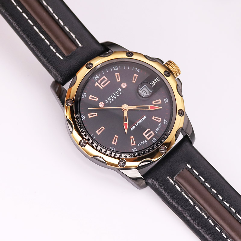 Top Julius Men S Homme Wrist Watch Assorted Colors Fashion Hours Dress Sport Retro Leather Student Boy Birthday Father S Gift Gift Gifts Gift Boygift Father Aliexpress