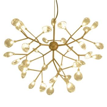 Modern Chandeliers Firefly Chandelier lighting Nordic Lustre Luminaire For Living Room dining room Industrial Lighting Fixtures