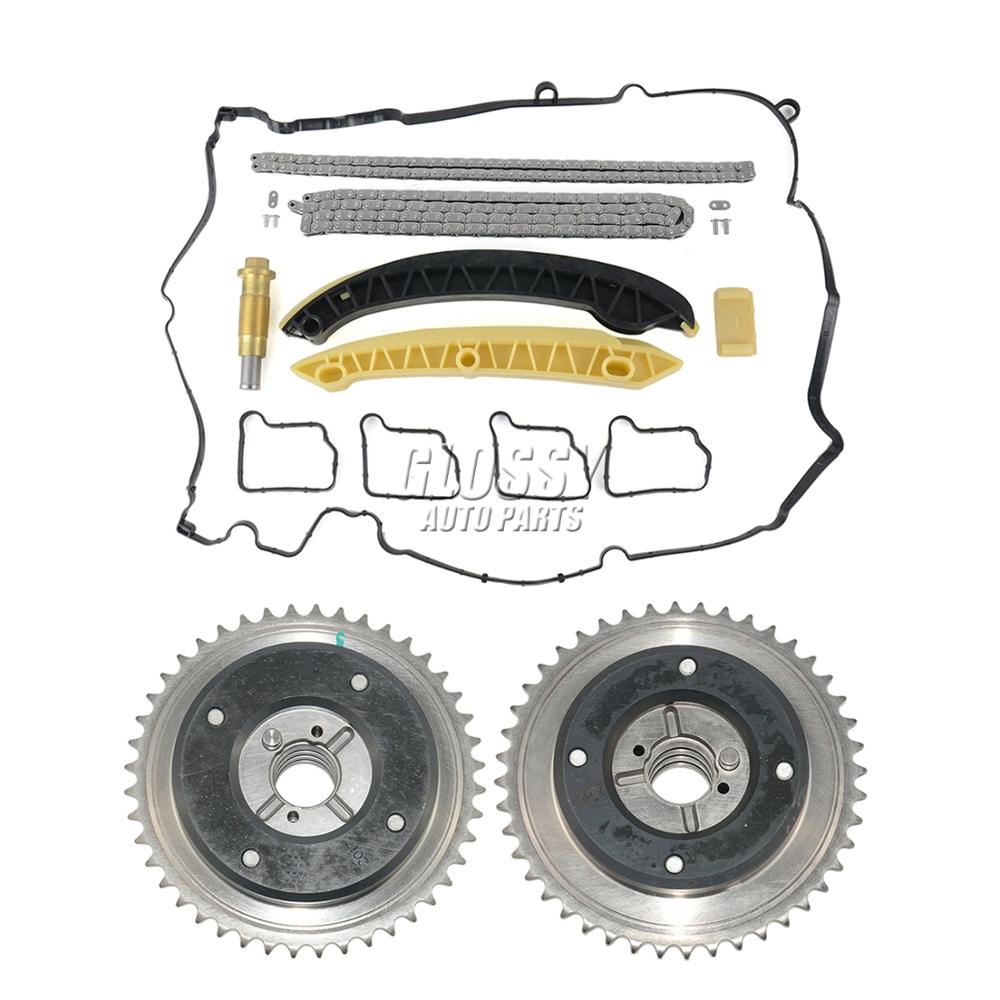 Dentado compresor de para mercedes clase c w203 02-07