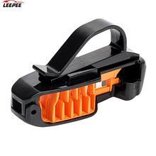 Clip Sunglasses-Holder Cases Car-Sun-Visor Portable ABS Fastener Universal