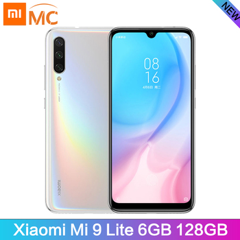 "Global Version Xiaomi Mi 9 Lite Snapdragon 710 Octa Core 6GB 128GB Mobile Phone 6.39"" AMOLED 48MP Camera 4030mAh Cellphone"
