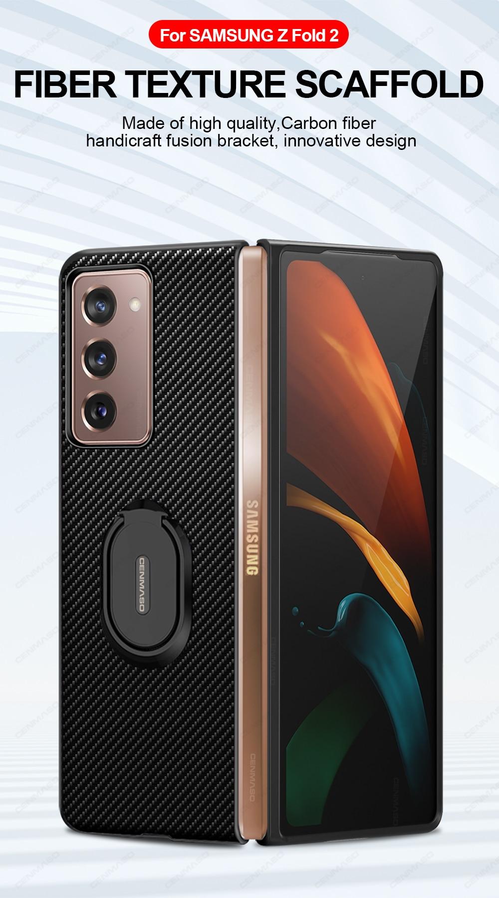 Galaxy Z Fold 3 Case 3