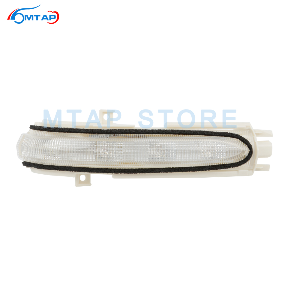 MTAP Exterior Rearview Door Mirror LED Turn Signal Light For HONDA ACCORD CL7 CL9 For <font><b>Acura</b></font> <font><b>TSX</b></font> 2002-2008 Repeater Blinker Lamp image