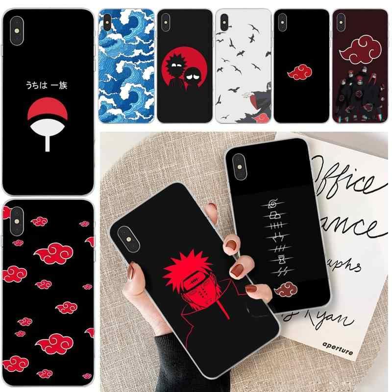 Ivits Naruto dövme müşteri yüksek kalite telefon kılıfı için iphone 6 6s artı 7 8 artı X XS XR XS MAX 11 11 pro 11 Pro Max kapak