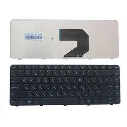 RU dla HP CQ45 m03TX m01TU m02TU m01TX m05TX m02TX CQ431 CQ435 CQ436 635 655 650 630 636 CQ430 R15 CQ58 rosyjski klawiatura laptopa w Zamienne klawiatury od Komputer i biuro na