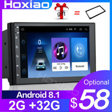 "Auto Radio 2DIN Android Gps Navigasi Mobil Radio Mobil Stereo 7 ""WIFI Bluetooth USB Audio 2DIN Universal Multimedia mobil Player(China)"