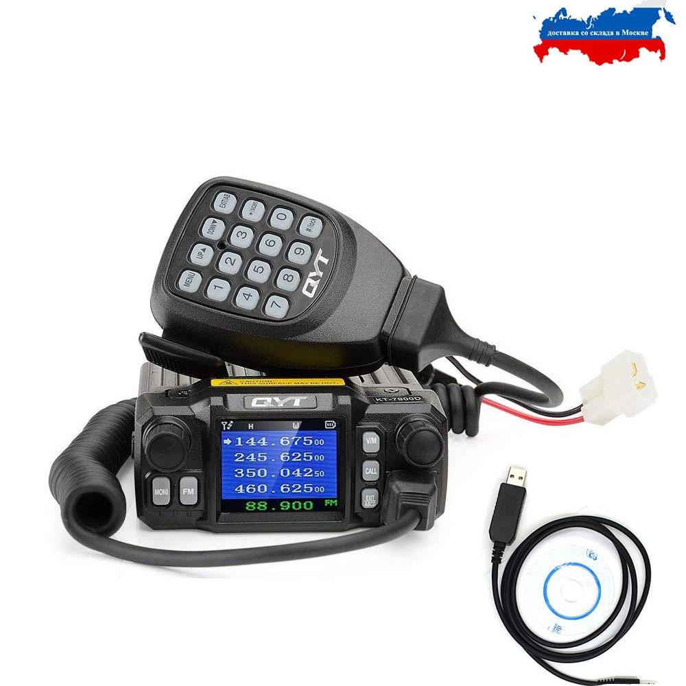 QYT KT-7900D Mini Mobile…