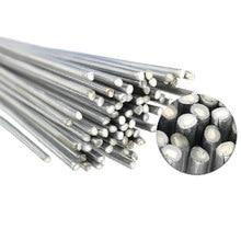 Drut spawalniczy z rdzeniem aluminiowym łatwe do topienia pręty spawalnicze do spawania Aluminium lutowanie bez potrzeby lutowania w proszku