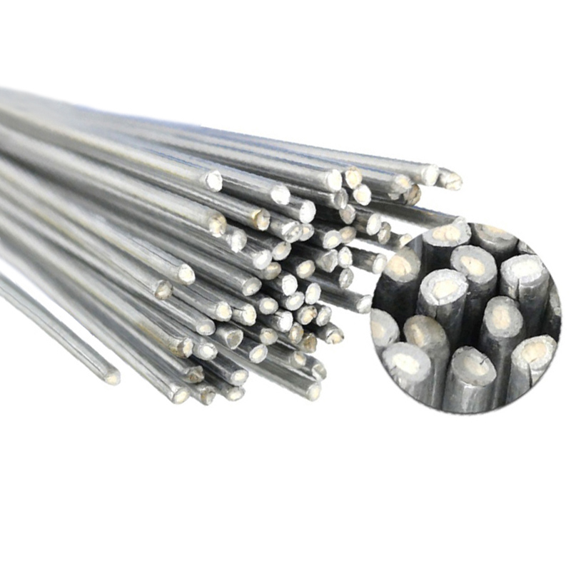 Aluminium Flux Cored Wire Easy Melt Welding Rods For Aluminum Welding Soldering No Need Solder Powder