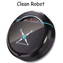 Перезаряжаемый робот для автоматической уборки, умный подметальный робот, пол, грязь, пыль, волосы, автоматический очиститель для дома, Электрические Пылесосы