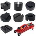 Различные типы подъемников для автомобиля, подставка для домкрата, резиновые прокладки, черные резиновые напольные прокладки для домкрата,...