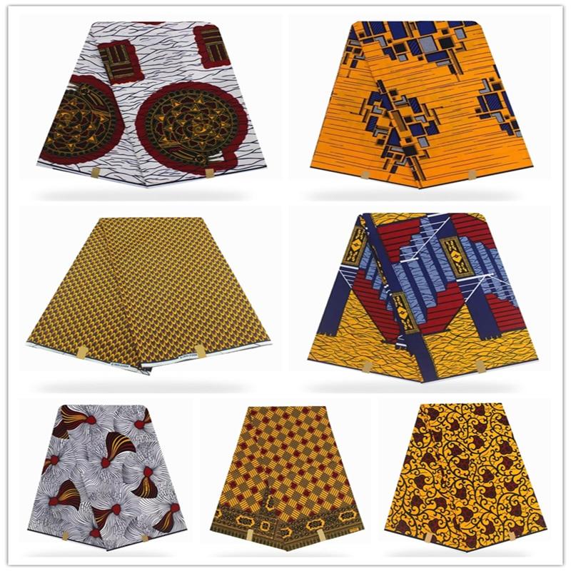 Vip link 7 african wax fabric high quality 2019 ankara printin wax fabric real dutch wax