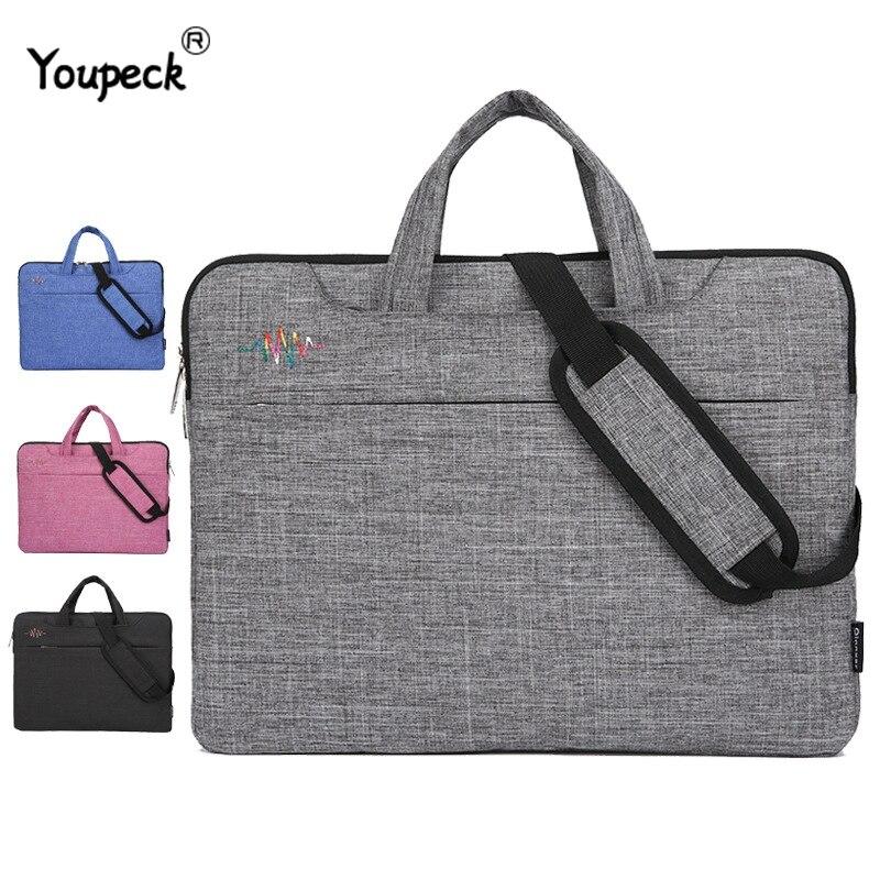 Laptop Bag 15.6 For Macbook Air 15 Notebook Bag 14 Inch Laptop Sleeve For Macbook Pro 13.3/15/6 Inch Laptop Bag,Messenger