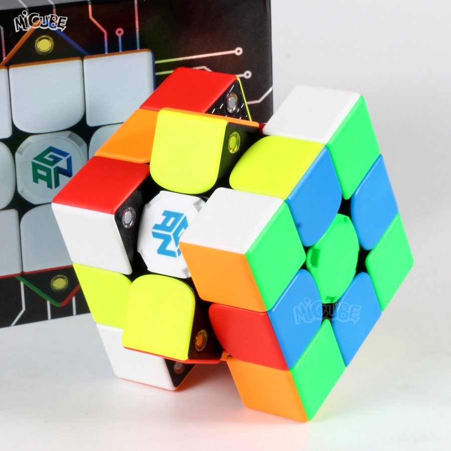 GAN356 I Play Magnetic Magic Speed Cube Station App Online Competition GAN 356 I Play Magnets Puzzle Cubes GAN356i Play 3x3 GANS 1