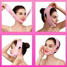 Face-Mask Stickers Reduce-Bandage Cellulite Face-Slimming-Strap Oval Lift-V Double-Chin