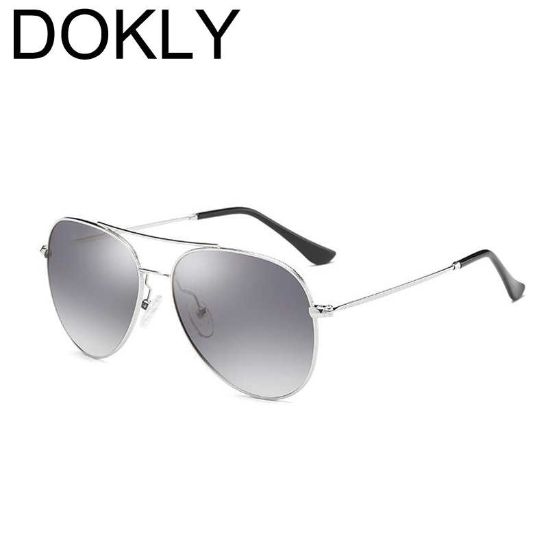 US $4.99 |Dokly 2019 Rose Gold Polarized sunglasses women Mirror Pilot Sunglasses Women Brand Designer Sun Glasses Oculos de sol Eyewear|mirrored