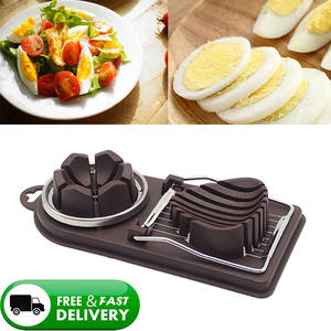 Egg-Cutter Slicing Cooking-Gadgets Kitchen-Accessories Cutting Vegetable Stainless-Steel