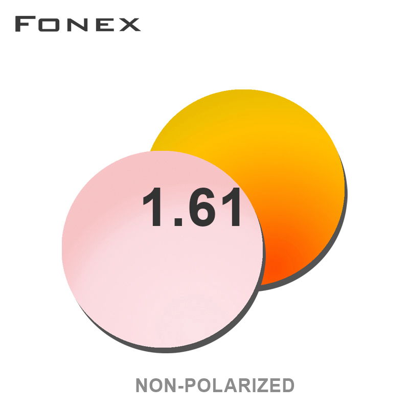 1.56 1.61 1.67(-0.50~-8.00)Non-Polarized Prescription CR-39 Resin Aspheric Glasses Lenses Myopia Sunglasses Lens Coating Lentes