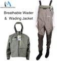 Maximumcatch Outdoor Strumpf Fuß Licht Gewicht Atmungsaktive Fly Angeln Wader Wasserdicht Waten Hosen